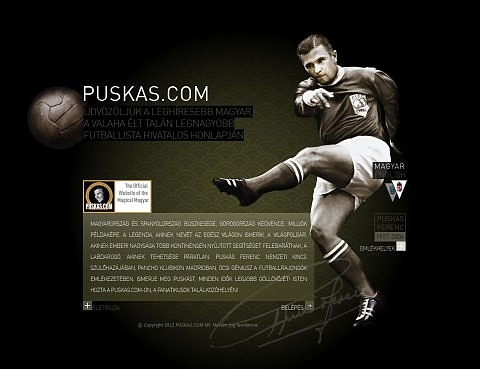 Puskas.com - The official